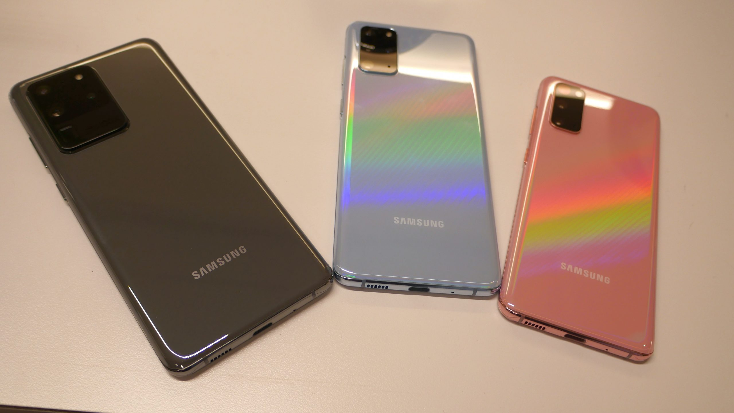 Samsung Galaxy S20 series featured image scaled