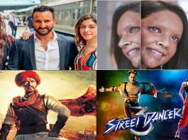 Best Bollywood Movie in 2020