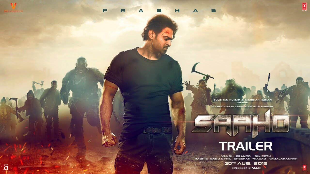 Saaho Bollywood Movie