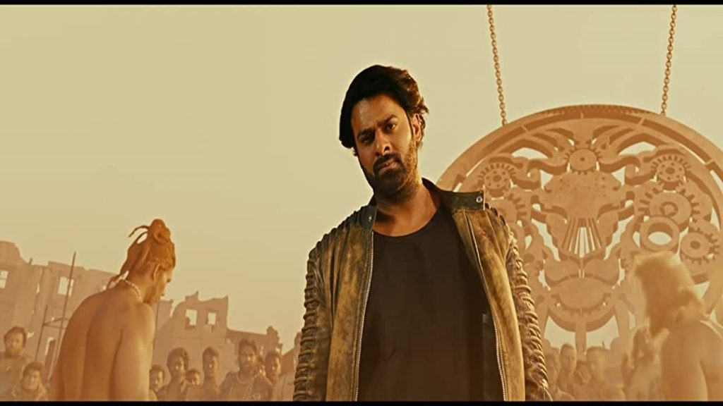 Screens of Saaho