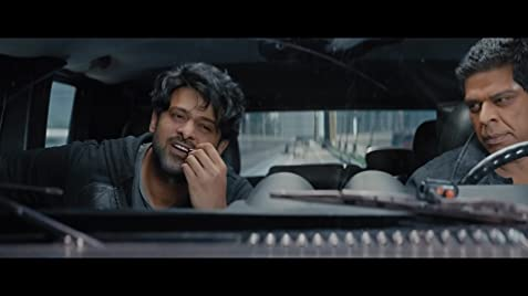 Screen of Saaho