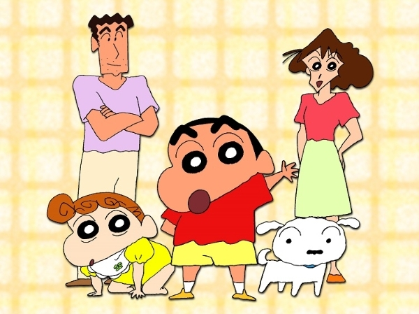shin chan cartoon series