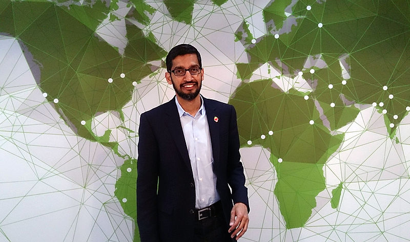 Biography of Sundar Pichai