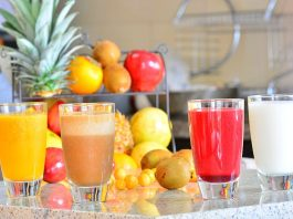 top 8 healthy drinks