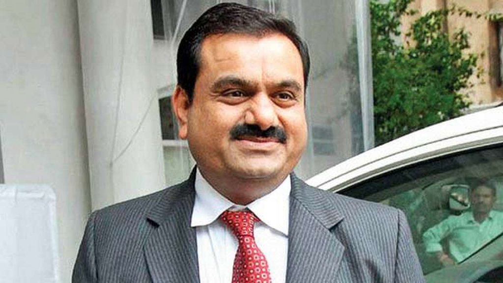 Gautam Adani business man