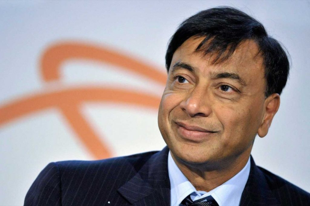 Lakshmi Niwas Mittal a Indian Billionaires